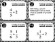 Dividing Fractions Task Cards 6.NS.1