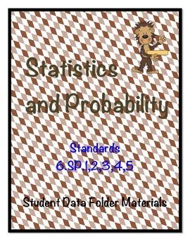 6.SP Statistics and Probability Student Data Folder