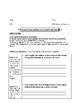 6th/7th grade evaluating sources HW- Social Studies