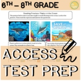 6th - 8th Grade ELL ACCESS Reading Practice (Science!)
