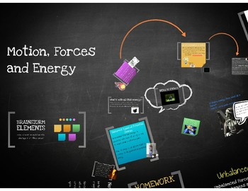 6th-8th Grade - Introduction to Energy