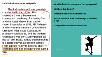 6th-8th Persuasive-Argument Research Writing for ESL