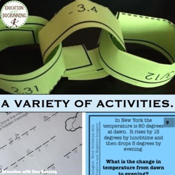 6th GRADE MATH Ultimate Teacher Resource Bundle
