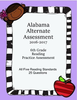 6th Grade AAA Resource Bundle