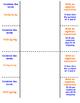 6th Grade Algebraic Expressions Lesson: FOLDABLE & Homework
