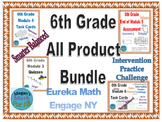 6th Grade All Product Bundle (24 products) - Editable - SBAC