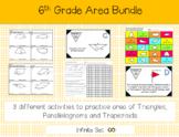 6th Grade Area Bundle