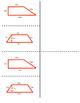 6th Grade Area of Trapezoids Lesson: FOLDABLE & Homework