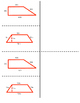 6th Grade Area of Trapezoids Lesson: FOLDABLE & Homework