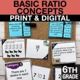 6th Grade Basic Ratio Concepts Activities | 6th Grade Goog