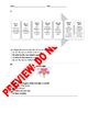 6th Grade CCSS Visual Elements Assessment