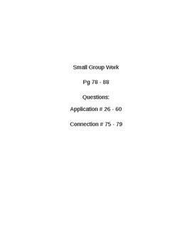 6th Grade CMP3 Lesson Plan - Prime Time 4.3 - Workshop Model