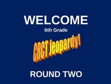 6th Grade CRCT SOCIAL STUDIES JEOPARDY ROUND 2
