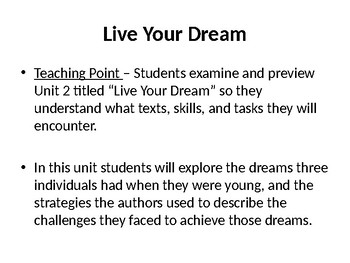 6th Grade Code X Unit 2 PowerPoint Presentation and Lesson Plans
