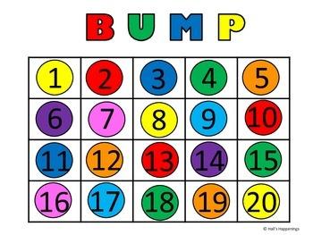 6th Grade Common Core Math BUMP Games