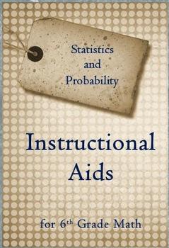 6th Grade Math: 6.SP.1-6.SP.5d:  Statistics & Probability