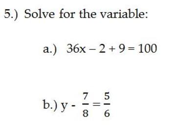 6th Grade Common Core Math Morning Work: MRW # 1-100 BUNDLE