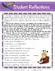 6th Grade Common Core Math Student Portfolio with Marzano Scales!