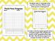 6th Grade Math Common Core Pre & Post Test Assessment Bundle