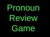 6th Grade Common Core Pronouns (Subjective, Objective, Pos