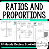 Ratios and Proportional Reasoning Review Booklet