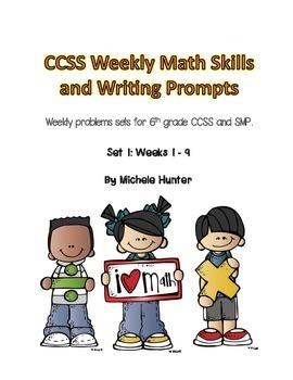 6th Grade Common Core Review