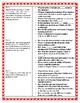 6th Grade ELA Assessment Tasks and Questions