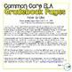 6th Grade ELA Common Core Gradebook Pages