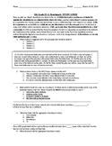 6th Grade ELA GMAS/Benchmark Study Guide