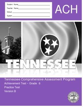 6th Grade ELA TCAP Practice Book