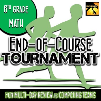 6th Grade End of Course Review Tournament