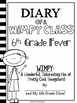 6th Grade End of Year Memory Book |  Diary of a WIMPY Class