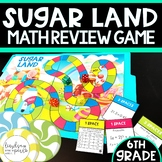 6th Grade End of Year Review Game