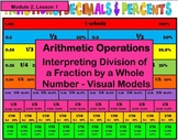 6th Grade Engage NY Eureka Math Module 2 SMART Notebooks