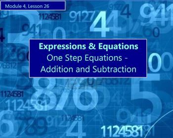 6th Grade Engage NY Eureka math Module 4 Lessons 18-34 SMART Notebooks