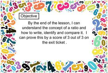 6th Grade Engage NY / Eureka Module 1 Lessons 1-15 Smart Notebooks