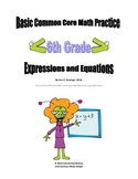 6th Grade Math Equations and Expressions