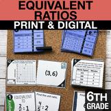 6th Grade Equivalent Ratios Activities   6th Grade Google