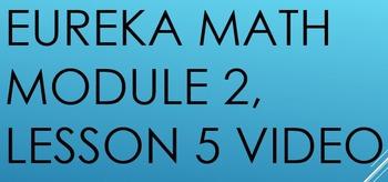 6th Grade Eureka Math - Module 2, Lesson 5