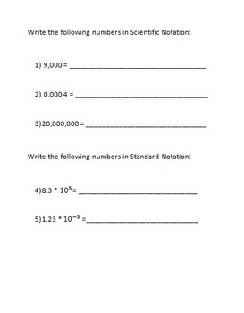 6th Grade Everyday Math Unit 2 Practice & Test Review EDITABLE Bundle