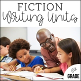 6th Grade Fiction Writing Bundle | Fiction Writing Curricu