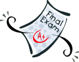 6th Grade Final Exam-Key