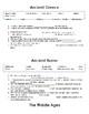 6th Grade Final Exam Study Packet (S.S. Framework Aligned)