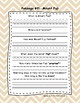6th Grade Fluency Passages with Comprehension Questions Set B (#11-20)