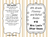 6th Grade Fluency and Retell Books - #18