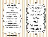 6th Grade Fluency and Retell Books - #24
