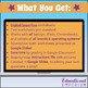 Math Worksheets⭐6th Grade Digital Practice⭐Google Classroom™ Distance Learning