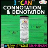 6th Grade Connotation & Denotation Game