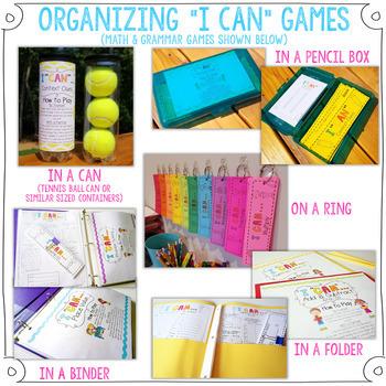 6th Grade Grammar Game | Figurative Language
