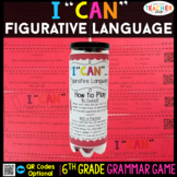 6th Grade Figurative Language Game